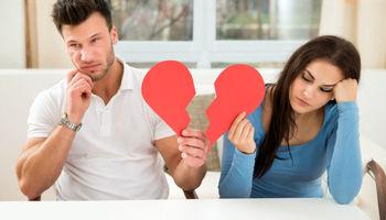 سر به زیر شدن طلاق از ابتدای سال 97