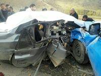 سانحه مرگبار در محور شاهین دژ- تکاب