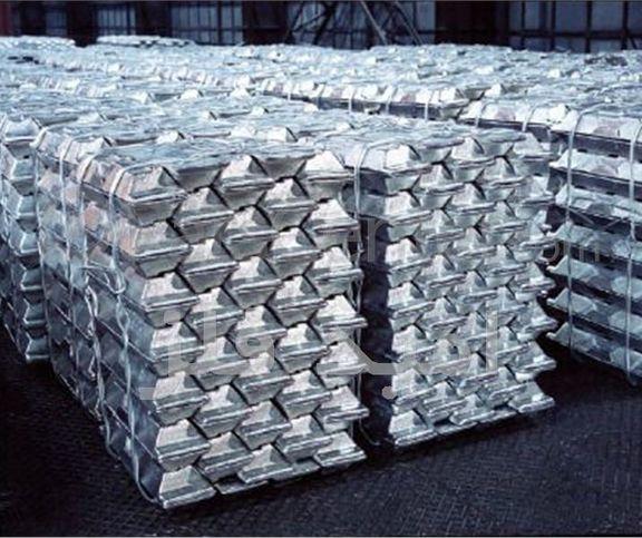 قیمت فلزات پایین آمد