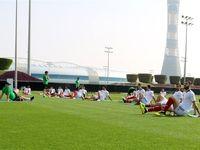 پیگیری تمرینات تیم ملی در قطر +عکس