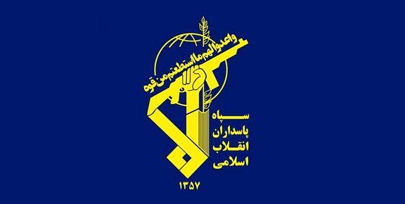 درگیری رزمندگان سپاه با یک تیم تروریستی ضد انقلاب
