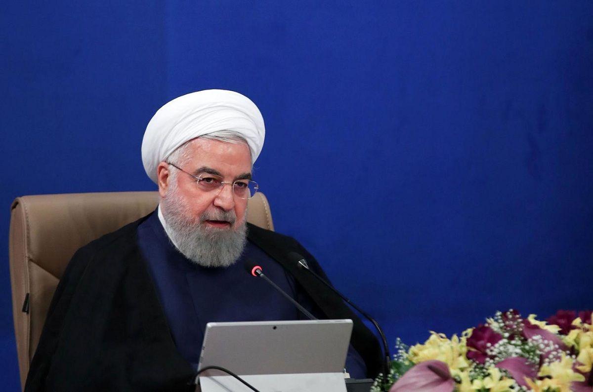 فوری/ واکنش روحانی به نوسانات بورس تهران