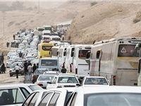 ممنوعیت تردد خودروهای فاقد مجوز به کرمانشاه