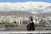 تهران امسال فقط ۱۵روز هوای پاک داشته است