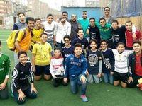 بیمه فوتبالیستها و دانش آموزان در مصر اجباری شد