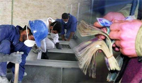 دستمزد کارگران باید تا پایان فروردینماه تعیین شود