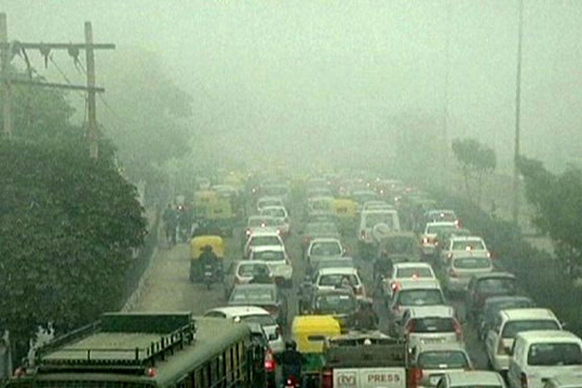 سوخت عامل اصلی آلودگی هوای تهران