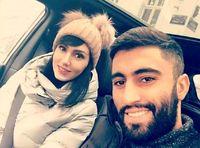 سانحه سقوط هواپیما، کاوه رضایی و همسرش را عزادار کرد