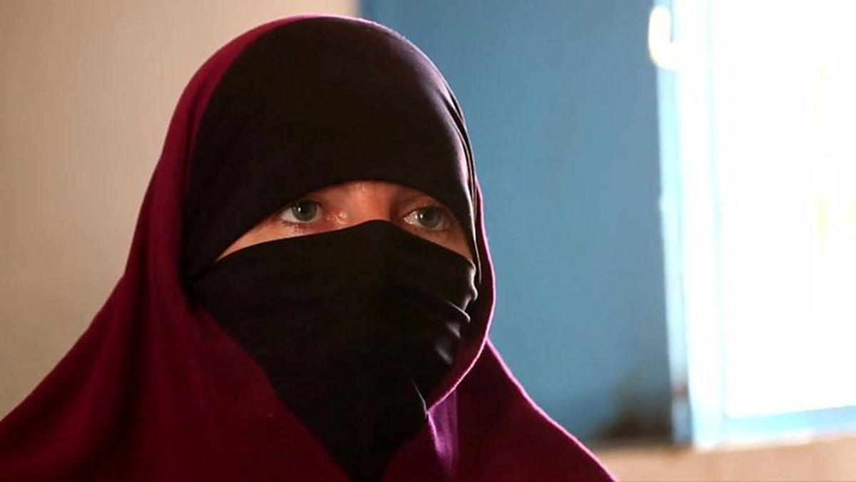 دردسر عروس ایرلندی داعش برای کشورش +عکس