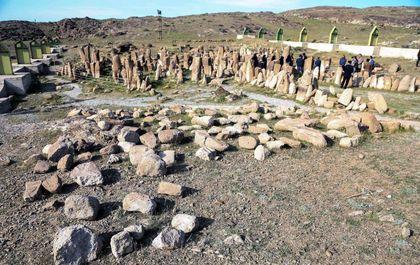محوطه منطقه باستانی شهریری