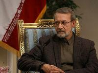 رایزنیهای منطقهای لاریجانی برای مقابله با کرونا در ایران