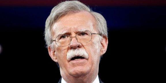 بولتون: افزایش غنیسازی ایران «باجخواهی هستهای» است