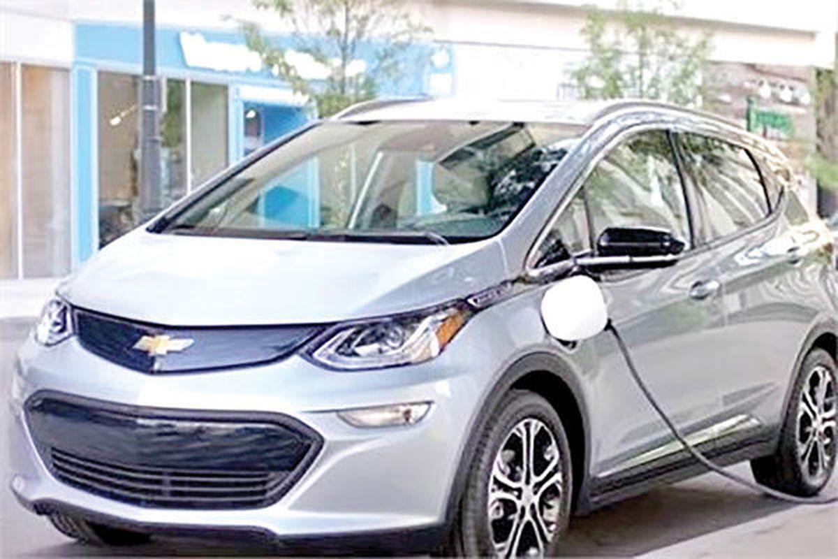 تمایل آمریکاییها به خرید خودروهای برقی