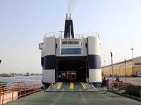 ورود کشتی سانی به کشور +تصاویر