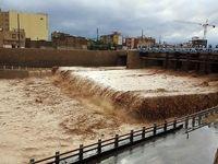 هشدار بارشهای سیل آسا در ۲۱استان