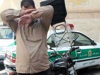 موبایل قاپ بیرحم در خیابانهای تهران