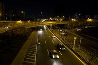 تغییر ساعت محدودیت تردد شبانه