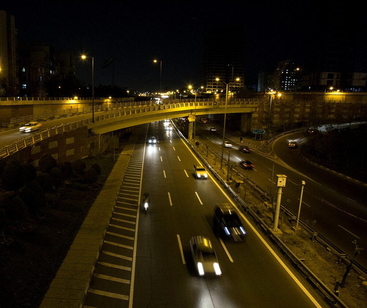 تداوم ساعات ممنوعه تردد در پایتخت