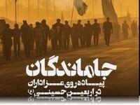 پیاده روی عزاداران اربعین حسینی در تهران تحت پوشش بیمه آسیا قرار گرفت