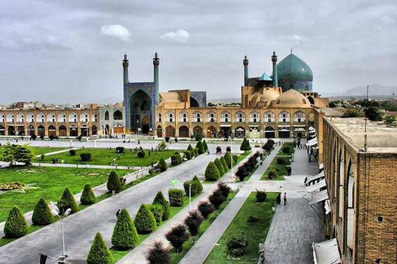 کرونا کمر گردشگری اصفهان را شکست