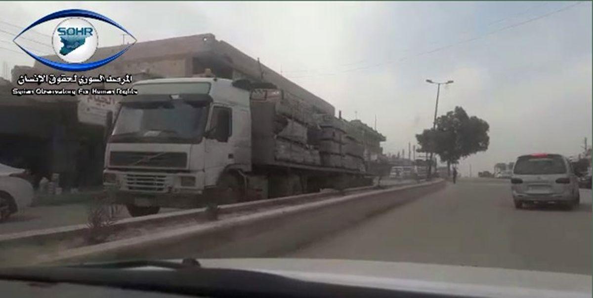 ارسال سلاح به سوریه توسط آمریکا، همچنان ادامه دارد