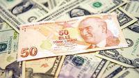 ارزش لیر ترکیه تقویت شد