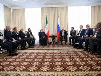 روابط ایران و روسیه در منطقه مثالزدنی است/ اقدامات ایران در چارچوب حقوق خود در برجام است