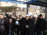 امضای قرارداد تجمیع 71پلاک در محله دولاب