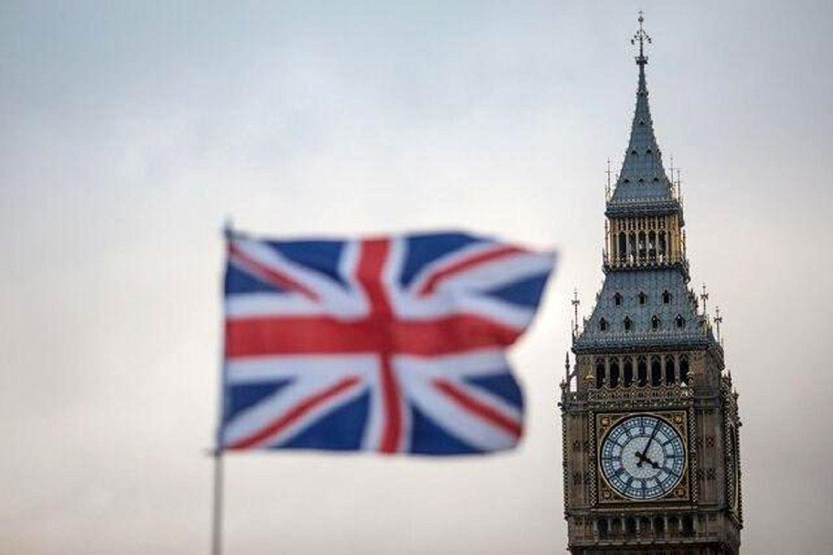 رشد اقتصادی انگلیس یک پنجم کمتر شد