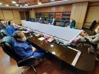 نشست مدیر عامل بیمه آسیا با اعضای شورای فنی شرکت با محوریت بررسی عملکرد سال1398