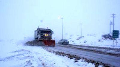 تعطیلی مدارس فیروزکوه به دلیل بارش برف