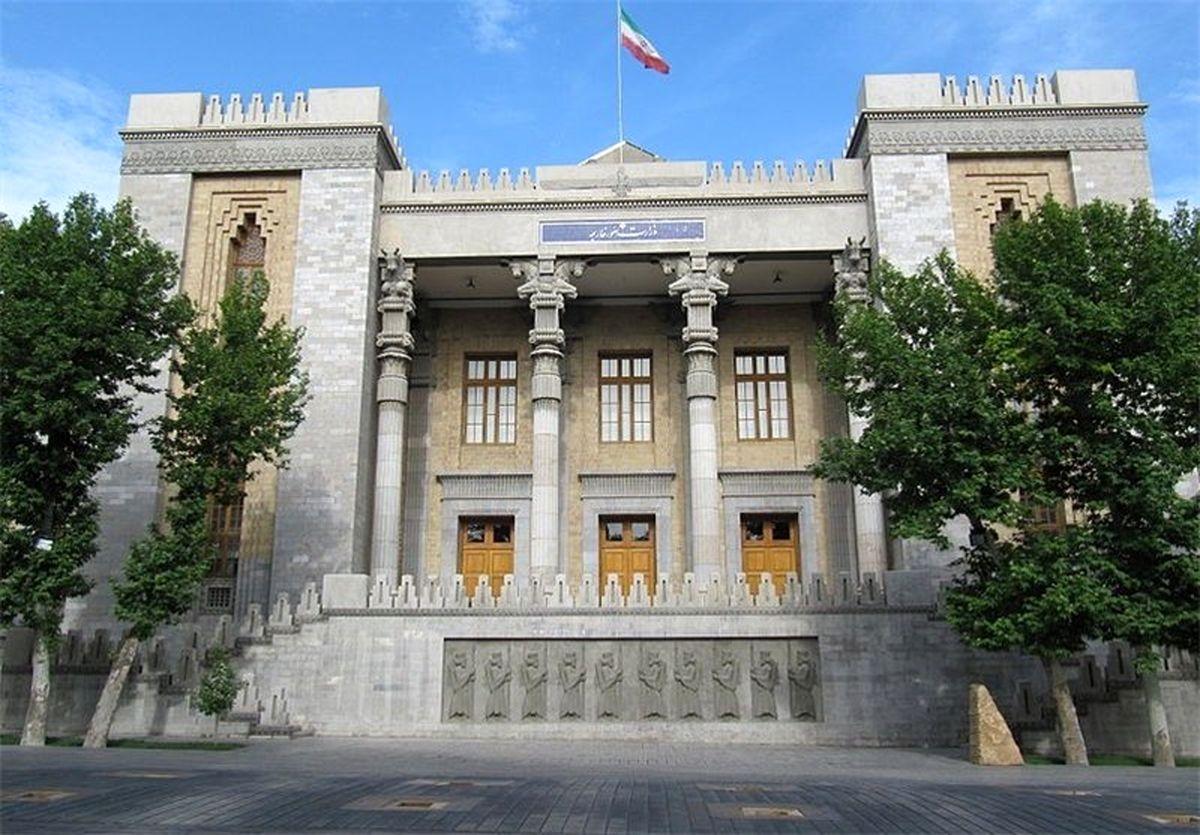 سفیر انگلیس به وزارت خارجه ایران فراخوانده شد