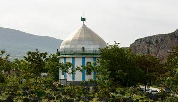قبرستان سفید چاه +تصاویر