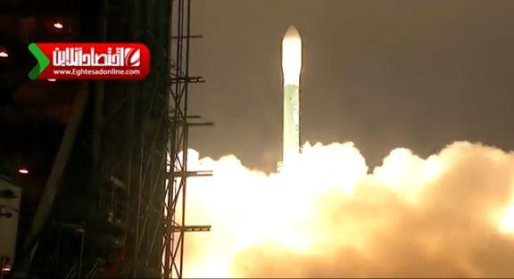 """فیلمی از پرتاب ماهواره """"ICESat-۲ ناسا +فیلم"""
