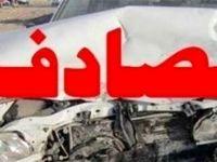 تصادف رانندگی ۲کشته و زخمی برجا گذاشت