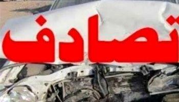 تصادف خونین با 6کشته در قلعهگنج
