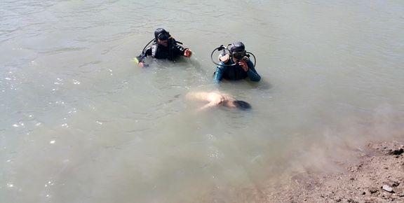 جوان ۲۷ساله در دریاچه غرق شد