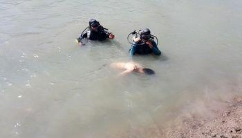 غرق شدن 4نفر در رودخانه کرج