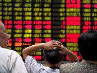 ورود سهام ژاپن و چین به محدوده قرمز