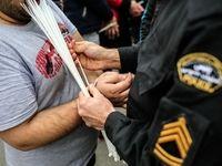 دستگیری اراذل و اوباش خیابان جمهوری با تیراندازی پلیس