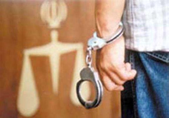بازداشت ۱۷نفر به اتهام قاچاق انسان