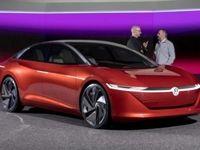 فولکس واگن ۲۰مدل خودروی برقی تولید میکند