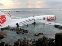 سهلانگاری در سقوط هواپیما، مدیر ایرلاین اندونزی را برکنار کرد