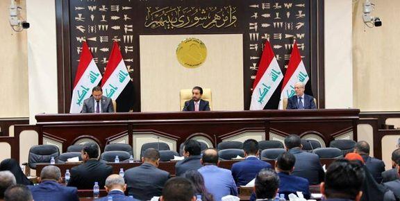 70امضا در پارلمان عراق برای اخراج نظامیان آمریکا