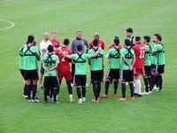 آمادگی تیم ملی فوتبال ایران برای رویارویی با ازبکستان