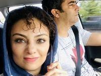 سلفی یکتا ناصر و منوچهر هادی +عکس