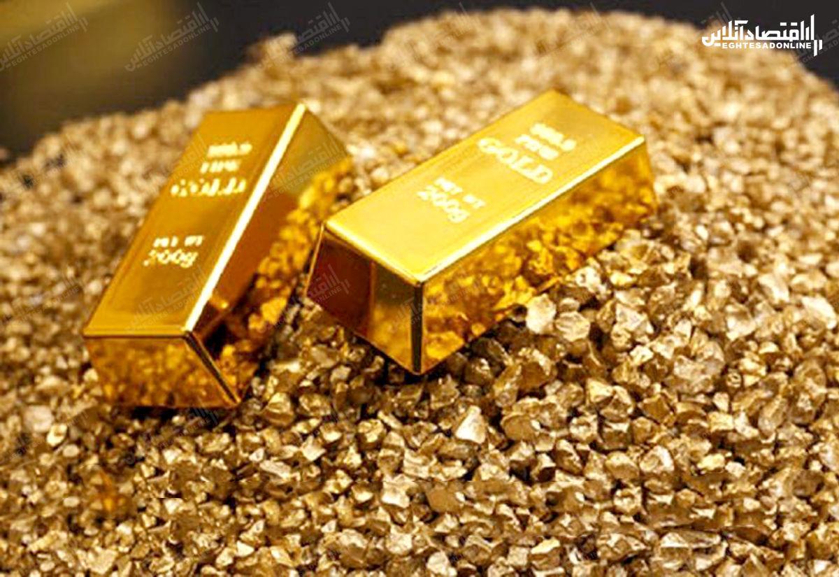 ثبات بازار فلزات گرانبها علیرغم ریزش شاخص دلار/ طلا در انتظار تکانههای جدید