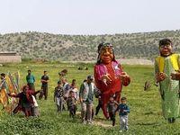 کاروان عروسکها برای شاد کردن کودکان سیلزده +تصاویر