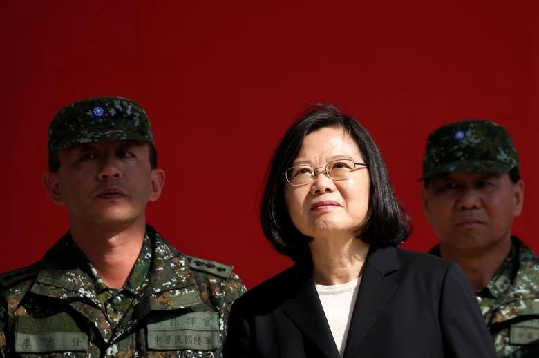 زنان رهبر جهان تایوان