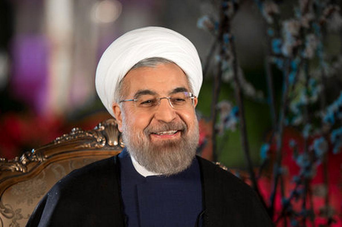 روحانی فرا رسیدن سالگرد استقلال جمهوری آذربایجان را تبریک گفت